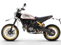 MILAN SHOW: Ducati Scrambler Desert Sled