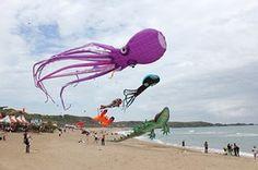Weekend Plans in Taipei: International Kites Festival - Sept 15, 16, 22, 23