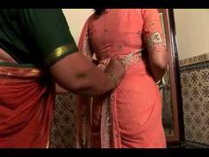 Draping a Traditional Maharashtrian Sari - war clothing