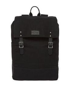 Canvas Rucksack / Backpack / Bike Bag