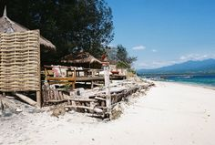 gili air. indonesia. Gili Air, Travel Bugs, Greek Islands, Places Ive Been, Cabin, House Styles, Beach, Water, Projects