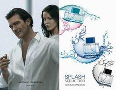 Época Cosméticos- Splash Seduction Collection de Antonio Banderas
