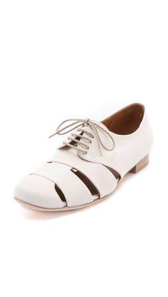 Coclico Shoes Ishiro Cutout Oxfords