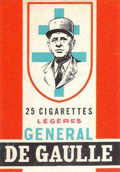 De Gaulle cigs