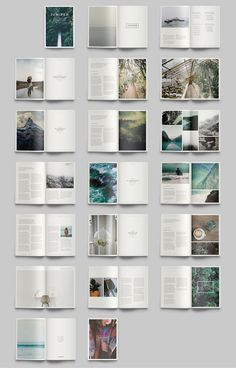 Find tips and tricks, amazing ideas for Portfolio layout. Discover and try out new things about Portfolio layout site Graphic Design Magazine, Magazine Layout Design, Book Design Layout, Print Layout, Magazine Layouts, Ideas Magazine, Booklet Design, Portfolio Photo, Mise En Page Portfolio