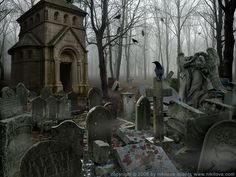 Sleepy Hollow graveyard #gothic #horror #darkness
