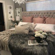 Fantastic bedroom decoration are offered on our web pages. Have a look and you wont be sorry you did. Home Decor Bedroom, Modern Bedroom, Master Bedroom, Contemporary Bedroom, Dark Romantic Bedroom, Master Suite, Fancy Bedroom, Bedroom Decor For Women, Home Bedroom Design