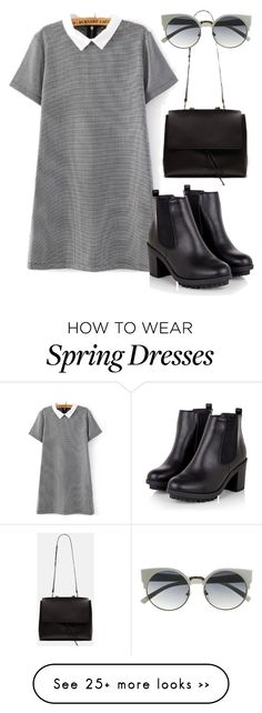 """spring style"" by monikaps on Polyvore"