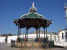 Reanimar os Coretos em Portugal: Vila Nova de Gaia