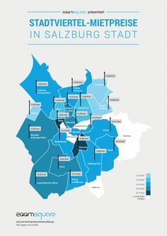 mietpreise in salzburg stadt Blog, Map, Infographics, New Home Essentials, Infographic, Blogging, Maps, Infographic Illustrations, Info Graphics