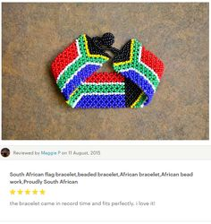 Beaded jewellery from Cape Town, South Africa by akwaabaAfrica Beaded Jewelry, Etsy Seller, Africa, Crochet Hats, Shops, Creative, Knitting Hats, Tents, Pearl Jewelry