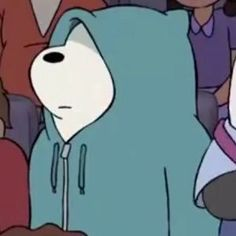 ice bear we bare bears Bear Cartoon, Cartoon Icons, Cartoon Memes, Ice Bear We Bare Bears, We Bear, Funny Profile Pictures, Cartoon Profile Pictures, Twitter Profile Picture, Desenhos Cartoon Network
