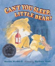Can't You Sleep, Little Bear? Big Book by Martin Waddell When bedtime comes Little Bear is afraid of the dark, until Big Bear brings him lights and love Fear Of The Dark, Afraid Of The Dark, Light In The Dark, Best Children Books, Childrens Books, Good Bedtime Stories, Story Sack, Good Night Sleep Tight, Kamigami No Asobi