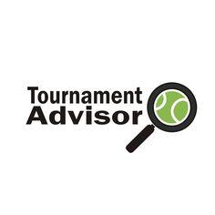 Establish an image for a Tennis Tournament Advisor Website by dinoDesigns