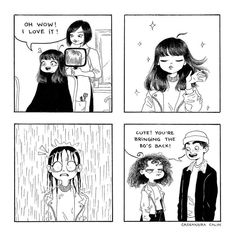 Funny Comics That Shows Struggles of Women #comics #funny #women #humour #relatablecomics #womenproblems Funny Cute, Really Funny, Hilarious, Women Problems, Girl Problems, Cute Comics, Funny Comics, Funny Relatable Memes, Funny Posts