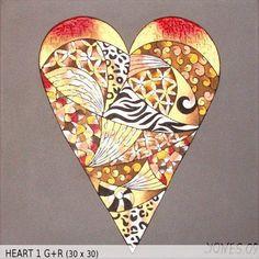 Heart 1 G+R (30x30)