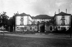 Lisboa de Antigamente: Palácio Távora-Galveias