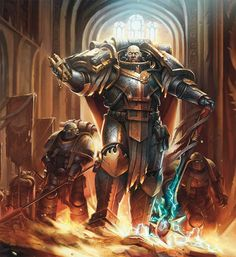 The Sons of the Emperor (The 17th Primarch) by kokoda39