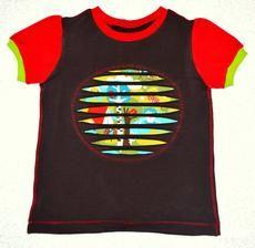 Handmade dětské oblečení - Handmade children clothing #handmade #children #clothing #tshirt #modrykonik