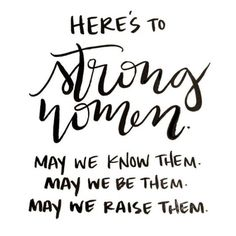 The perfect quote for today! I've loved seeing the footage of the marches around the World  today I'm not ashamed to say it's made me cry  And I  wish I could have been at one. I will be doing my part though by continuing to be a strong  woman. By raising my daughter to be a strong  woman and raising my boys to respect women. I wrote about my feelings when Donald Trump won the election. I thought it was a sad  day to be a woman and it seemed at the time only a handful of people agreed with…