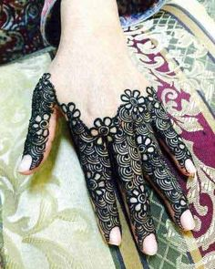 beautiful floral finger mehndi designs for hands latest finger mehndi designs 2017 new styles