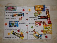 netradiční přání k narozeninám 22 best Přáníčka z čokolád images on Pinterest | Projects  netradiční přání k narozeninám