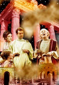 (31) DOCTOR WHO  The Romans by tyrannus1.deviantart.com on @DeviantArt