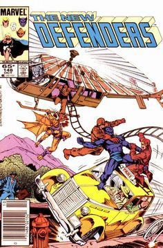 New Defender # 148 by Terry Shoemaker & Randy Emberlin