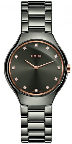 Rado Watch True Thinline Sm #add-content #basel-17 #bezel-fixed #bracelet-strap-ceramic #brand-rado #case-depth-4-9mm #case-material-ceramic #case-width-30mm #delivery-timescale-call-us #dial-colour-grey #gender-ladies #luxury #movement-quartz-battery #new-product-yes #official-stockist-for-rado-watches #packaging-rado-watch-packaging #style-dress #subcat-true #supplier-model-no-r27956722 #warranty-rado-official-2-year-guarantee #water-resistant-30m