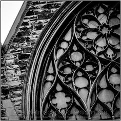 Black and White Photos of The Stained Glass Window of the First... ❤ liked on Polyvore featuring backgrounds