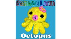 Rainbow Loom Octopus - Part 1.4 Intro Tentacles