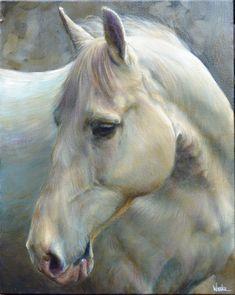 Horses - Jon Webster - Artist in Oils