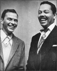 Billy Eckstine with guess who?  A young Frank Sinatra.  Two incredible voices together!