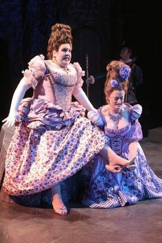 Florinda and the Stepmother
