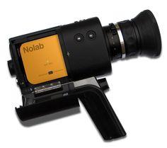 デジタルガジェット備忘録: 【HAYESURBAN】スーパー8カメラをデジタル化するカートリッジ