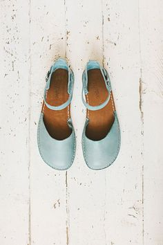 Blue Sandals. Blue Handmade Leather Sandals For Women by Crupon