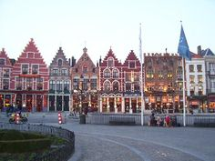 """""""If I grew up on a farm, and was retarded, Bruges might impress me but I didn't, so it doesn't.""""  -In Bruges"""