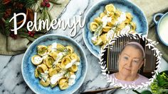 Grízes-mézes süti | Nosalty Ricotta, Tortellini, Empanadas, Pasta Salad, Shrimp, Favorite Recipes, Curry, Meat, Chicken