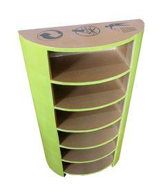¿Que hacer con las cajas de cartón? pues lo normal seria reciclarlo, y ahora os muestro una forma genial de darle una nueva utilidad, hacer ...