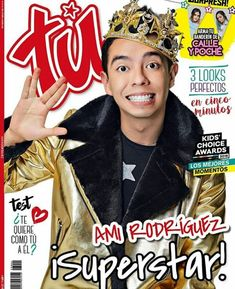 Ami Rodriguez, America, Fashion, Amor, Journals, Libros, Famous Youtubers, Justice League, Cover Pages