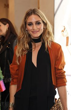 Olivia Palermo attends an intimate dinner hosted by Monica Vinader to celebrate…