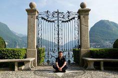 Parco Civico: Gates, Lugano