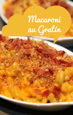 One audience member made such a big impression during her first visit to The Chew, that they invited her back to share another delicious, over the top recipe. She prepared her Macaroni au Gratin, proving the more cheese, the better the dish!