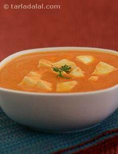 Paneer Tamatari recipe | Mughlai Recipes | by Tarla Dalal | Tarladalal.com | #30946