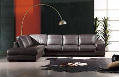 Stylish Design Furniture - Bella Italia Leather 260 Sectional Sofa in Espresso, $2,445.00 (http://www.stylishdesignfurniture.com/products/bella-italia-leather-260-sectional-sofa-in-espresso.html)
