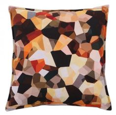 Mumo's range of sustainable cushions was inspired by the sights and sounds of Rio de Janiero