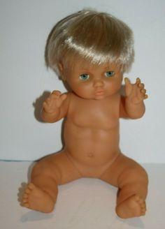 Eye Make, Southern Belle, Plush Dolls, Blue Hair, Beautiful Dolls, Baby Dolls, Nude, Eyes, Collection