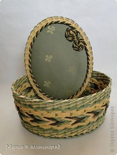 Поделка изделие Плетение плету плету плету  Бумага газетная Трубочки бумажные фото 13