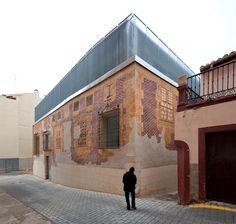 EXIT ARCHITECTS  MUSEO DE SEMANA SANTA DE HELLÍN. ALBACETE