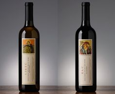 A History of Graphic Design: Chapter 61 : A History of Wine Labels